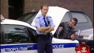 Squeegee Cop - funny joke