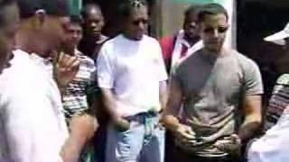 David Blaine - Street magic trick