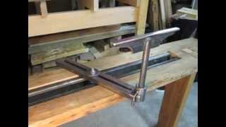 The Foot Powered (Treadle) Lathe