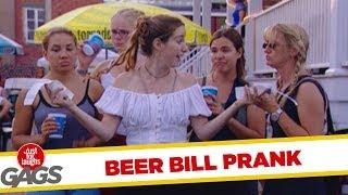 Beer Bill - Crazy Prank
