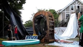 Backyard Waterslide of DOOM
