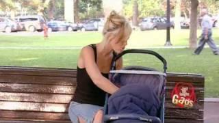 Infant Smoking a Cigarette - Hidden Camera Prank