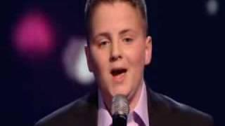 Andrew Johnston 13 Year old singer - Britain's got talent