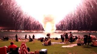 San Diego Fireworks 2012