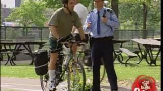 Bicycle Inspection - funny joke