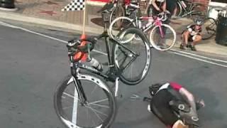 Biker: Did I win?