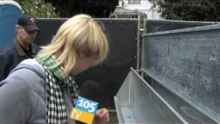 Urinal Hand Washing Epic Fail