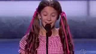 12 year old Yodel Expert - Taylor Ware - America's Got Talent