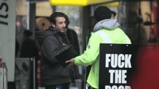 #FuckThePoor - The Pilion Trust Social Experiment