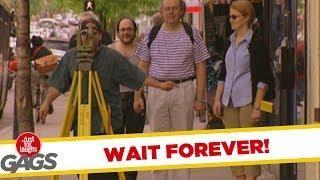 Wait forever! - funny joke