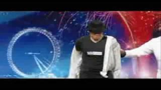 Michael Jackson - Britain's Got Talent