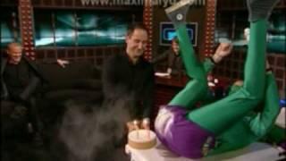 Farting Man -  Mr Methane Lets Rip