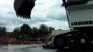 Excavator Car Wash