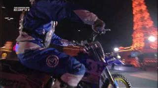 Robbie Maddison's 2008 New Year's Eve motorcycle jump