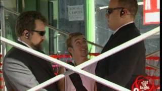 Sidewalk bouncer - crazy prank