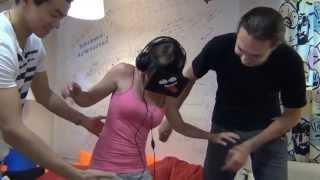 The Funniest OculusRift Reactions