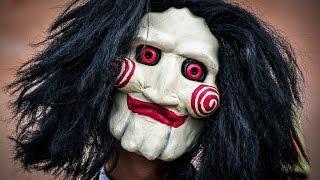 Jigsaw Scare Prank - Funny Halloween Joke