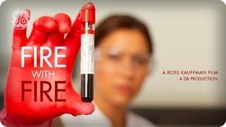 Fire with Fire - Fighting cancer with an engineered HIV virus.