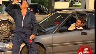 Motor Oil Chug Challenge