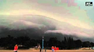 Storm Front Formation In Finland