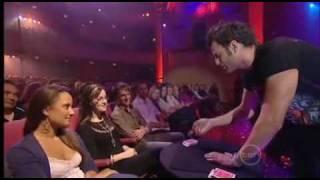 James Galea (Card Trick) Comedy Festival Gala 2009