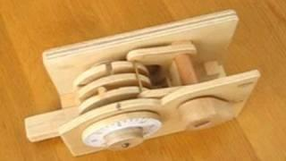 How combination locks work - Wooden combination lock