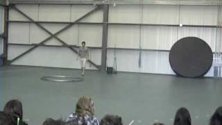 Hula-Hoop - Cyr wheel presentation