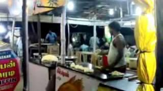 Indian fast food restaurant