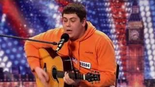 Michael Collings - Britain's Got Talent 2011 Audition