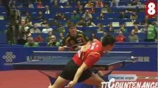 Best Table Tennis Shots of 2012