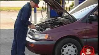 Exploding car - funny prank