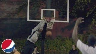 Uncle Drew - Pepsi Max - Basketball