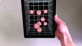 3D Experience without glasses - Head Tracking for iPad