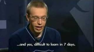 Daniel Tammet - The Boy With The Incredible Brain