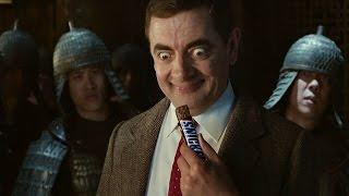 Snickers Mr Bean TV advert