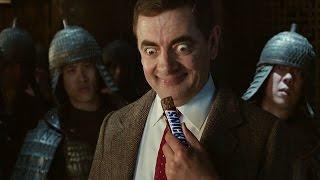 Snickers Mr Bean TV advert