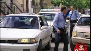 Policeman versus another policeman