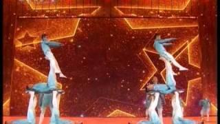 Impressive China Gymnastics