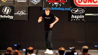 2010 World YoYo Contest winner